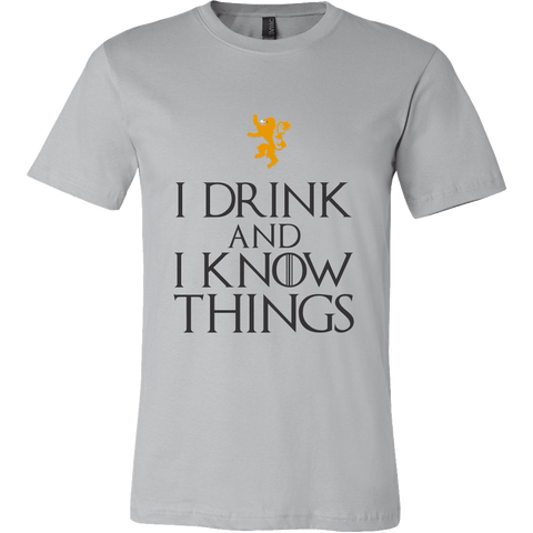 GoT - Tyrion Knows Things, T-shirt - Kwotees