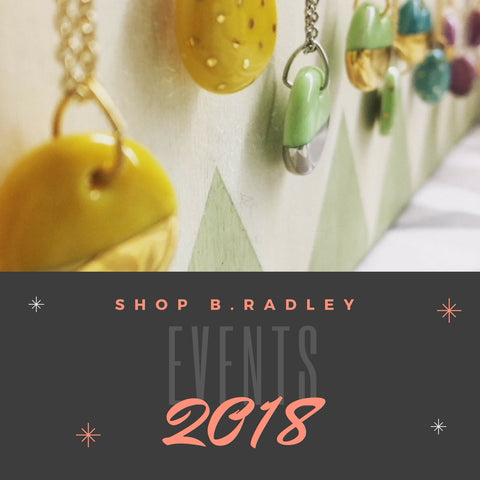 B. Radley Events 2018