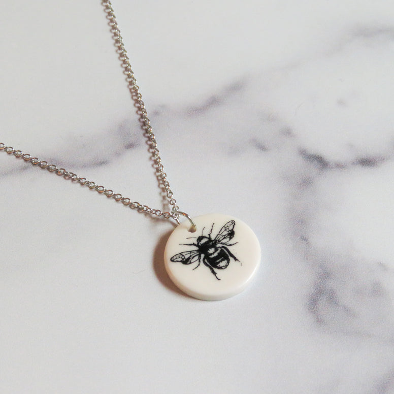 Busy Bee Necklace