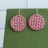 Sweater Weather Dangle Earrings