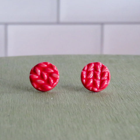 Sweater Weather Stud Earrings