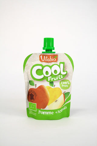 Cool fruits manzana Vitabio, 90 g