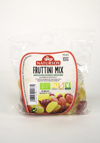 Chuches - Fruttini mix bio, 100 g