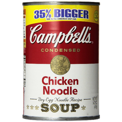 Campbell's Chicken Noodle Soup 14.75 Ounce Cans