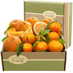 Golden State Fruit California Fruit Gift Box