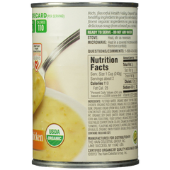 Health Valley Organic Soup Cream of Chicken 14.5 Ounce