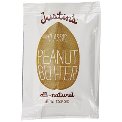 Justin's Nut Butter Classic Peanut 1.15oz 10 Pack