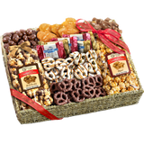 Spring Chocolate Sweets and Treats Gift Basket