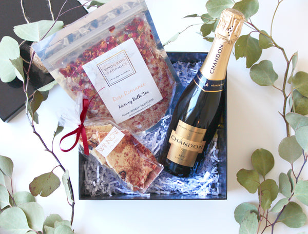 Bubbles and Bliss - Luxury Hampers