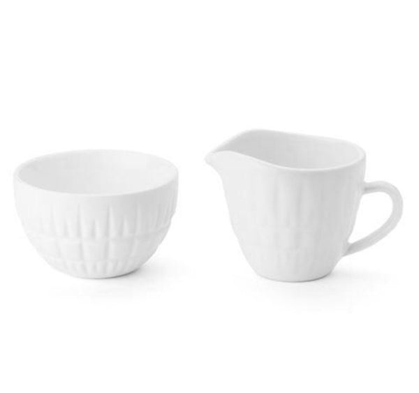 Robert Gordon Hardware Lane Sugar and Cream set (white) - Luxury Hampers