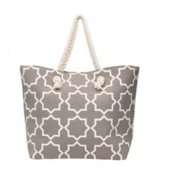 Louenhide Anise Beach Bag (Grey) - Luxury Hampers