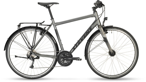 Stevens 4X Lite Tour Gent City Bike