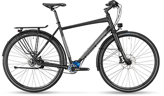 Stevens P18 Lite - Pinion Gearbox - Super Touring and Commuting Bike