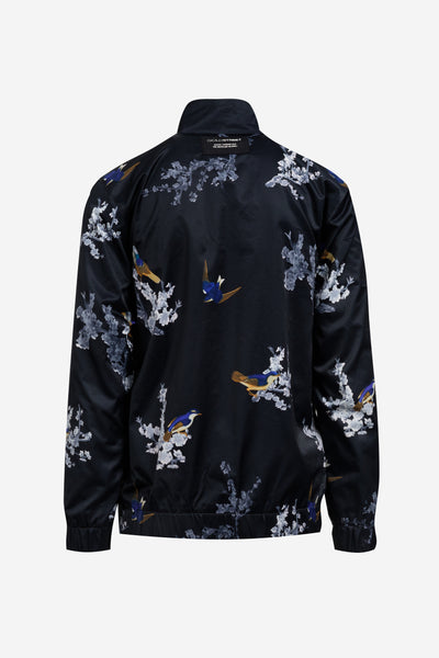 Bird Track Jacket - Black