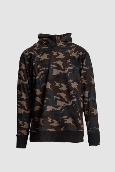 Military Hoodie - Camouflage
