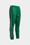 Striped Track Pants - Green