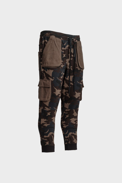 Military Joggers - Camouflage