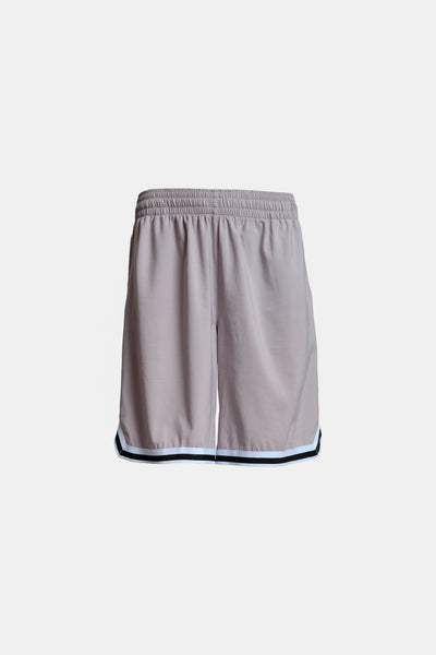 Court Shorts - Cloud Grey
