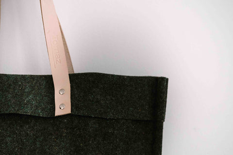 STYLYSH (& COZY) | casual tote bag _ medium