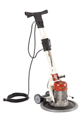 Floor Preparation Machines Scrubbing Cleaning and Grouting