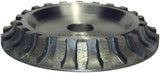 Half Bullnose Segments Wheel For Milling