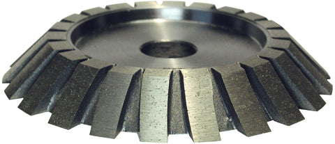 RM04 179BULL45°  Profile Wheel 15mm For Beveling.