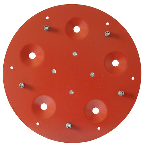 Disc Holder For (5no) Raimondi Abrasive Tools