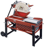 Brick Wet Saw Raimondi 218AS230SD Sherpa