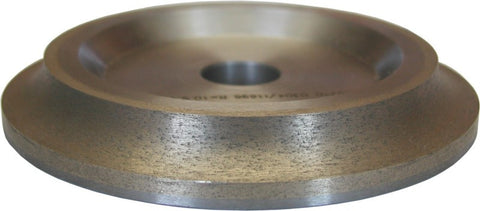 Half Bullnose Cont Rim Wheel For Rough Finishing Gr.170-200