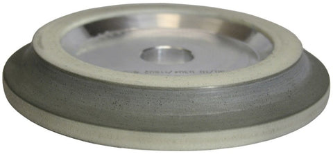 Half Bullnose Wheel Cont Rim For Polishing Gr.800