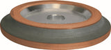 179BU15LD Half Bullnose Wheel Cont Rim 15mm For Polishing Gr.1800