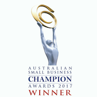 Honeybell Waterwear Named Australian Small Buisness Champion Winner.png