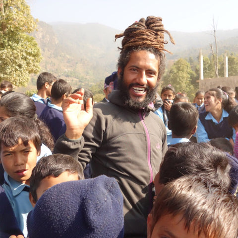 Meet Om our Program Manager in Nepal