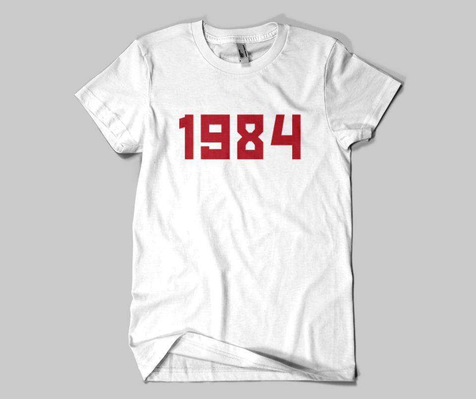 1984 T-shirt - Urbantshirts.co.uk