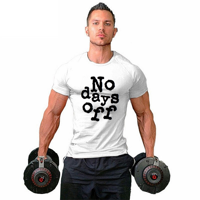 No days off T-shirt - Urbantshirts.co.uk