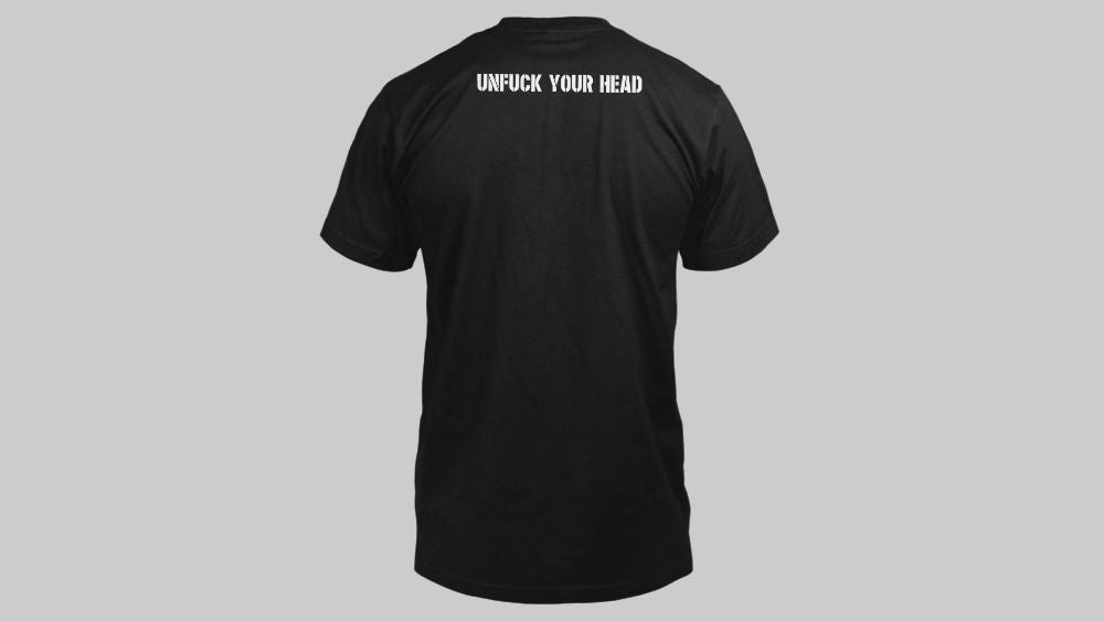 Unfuck your head T-shirt - Urbantshirts.co.uk