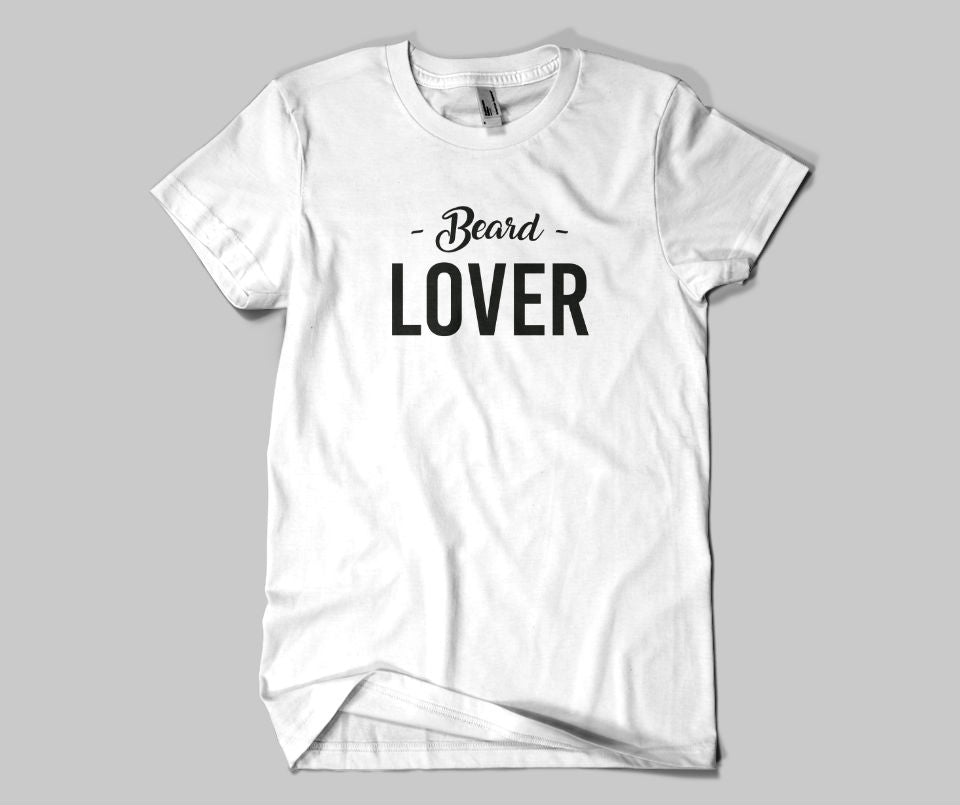Beard lover T-shirt - Urbantshirts.co.uk