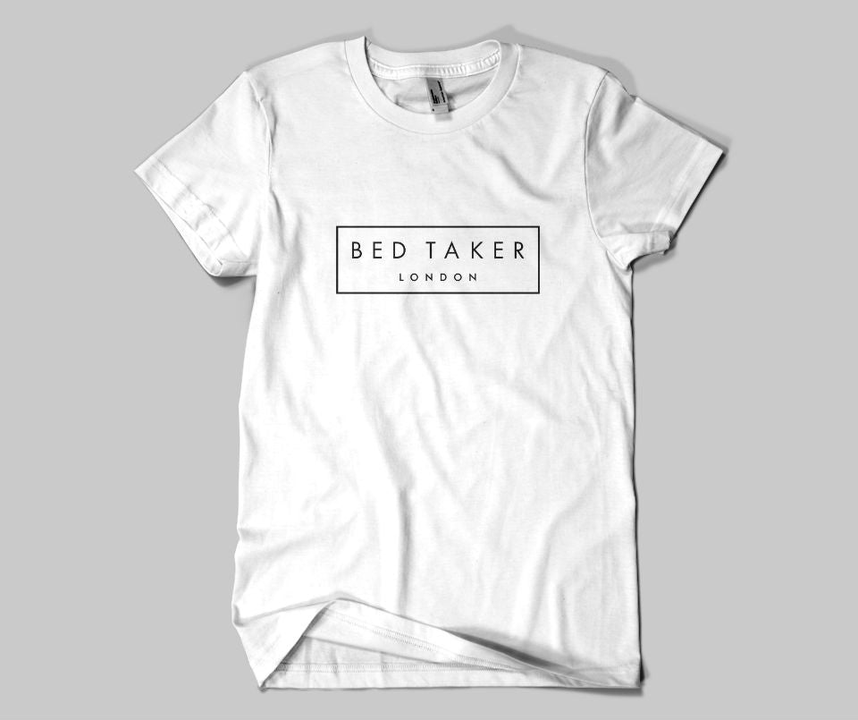 Bed Taker London T-shirt - Urbantshirts.co.uk