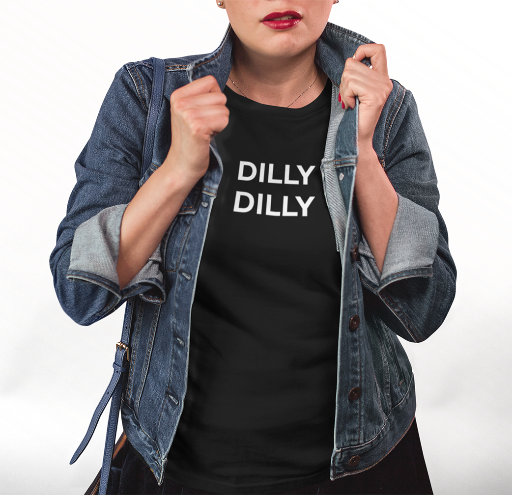 Dilly dilly T-shirt - Urbantshirts.co.uk