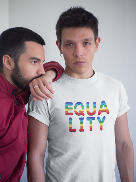 Equality T-shirt - Urbantshirts.co.uk
