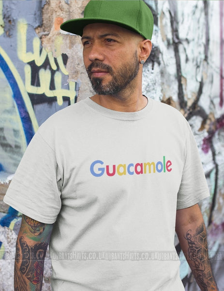 Guacamole T-shirt - Urbantshirts.co.uk
