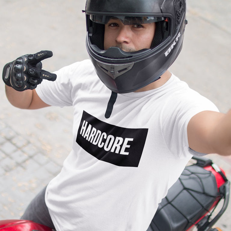 Hardcore T-shirt - Urbantshirts.co.uk