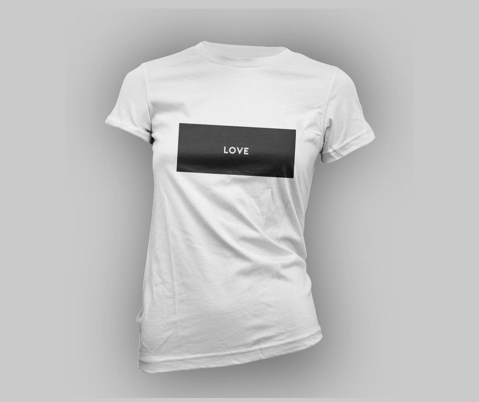 Love T-shirt - Urbantshirts.co.uk