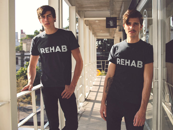 Rehab T-shirt - Urbantshirts.co.uk