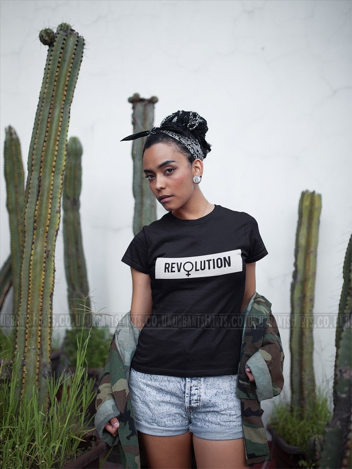 Revolution T-shirt - Urbantshirts.co.uk