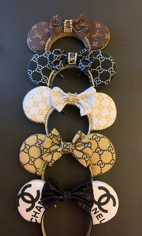 Designer Minnie Ears Collection