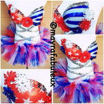 EDC America Outfit: Bra with Matching Tutu