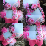 Light Up Fairy Monokini Complete Outfit