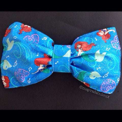 The Little Mermaid Bow Bandeau Top
