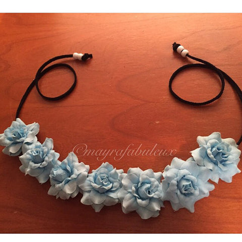Cinderella Flower Crown